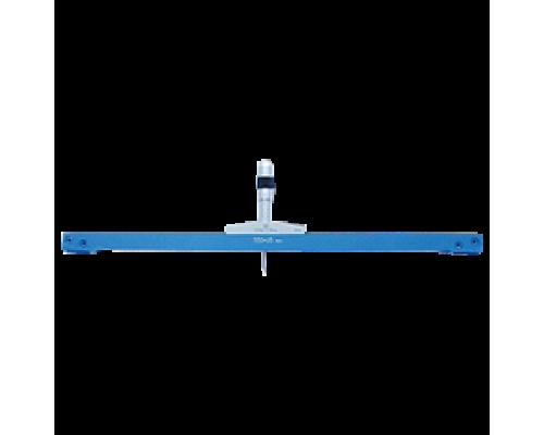 Глубиномер ГМС-100 с опорной планкой 1100 мм