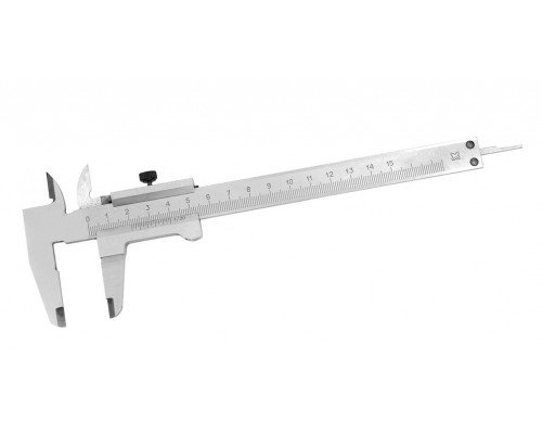 Штангенциркуль ШЦ-1 (I), 0 - 125 мм, ц.д. 0,05 мм